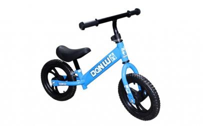 Bicicleta fara pedale KotaBaby Albastra