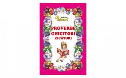 Proverbe Ghicitori Zicatori
