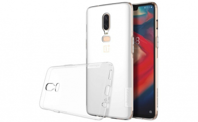 Husa OnePlus 6 Flippy Tpu Transparent