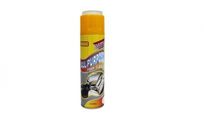 Spray curatat tapiteria Magic cu perie 6