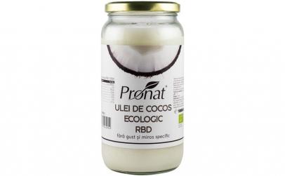 Ulei de cocos BIO RBD, 1000 ml