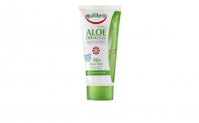 Crema Fluida Pentru Corp, cu Aloe