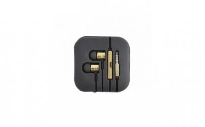 Casti audio In-ear cu volum control si