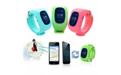 Smartwatch cu GPS pentru Siguranta