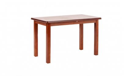 Masa extensibila din MDF, lemn cires,