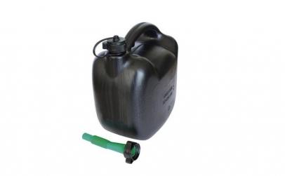 Canistra benzina 10 L, negru 2592
