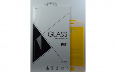 Folie sticla iPhone 8 Plus White