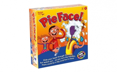 Joc distractiv Pie Face