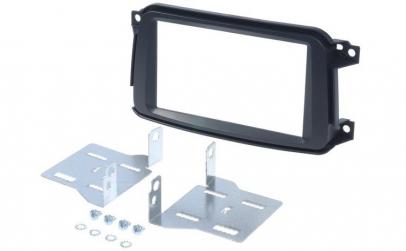 Rama adaptoare Smart ForTwo, negru, 2
