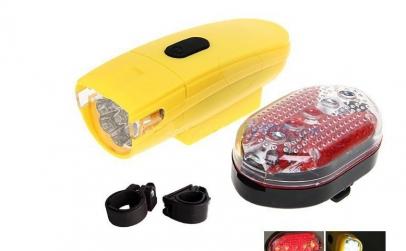 Set Lanterna 8 LED si Stop Rosu 5 LED