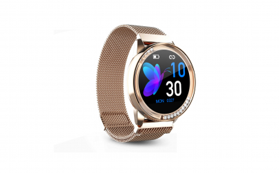 Ceas Smartwatch de dama H16, Color OLED