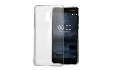 Husa Silicon Nokia 6 2017