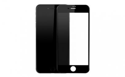 Folie sticla iPhone 7 Plus Black