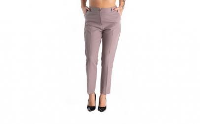 Pantaloni Eleganti Gri, Masura Mare