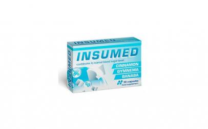 Insumed – capsule impotriva diabetului