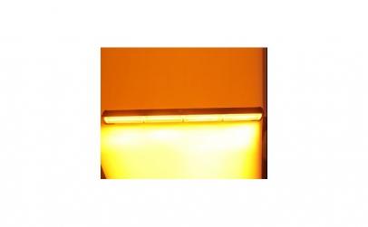 Rampa dirijare LED COB galben 12V