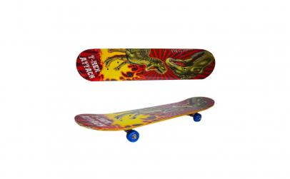 Skateboard placa lemn 80 cm