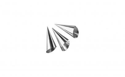 Set 18 forme conice pentru rulouri