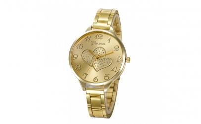 Ceas de dama Geneva Cybele Gold