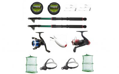 Set complet de pescuit sportiv