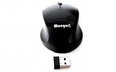 Mouse wireless mini Manguo, 2.4Ghz