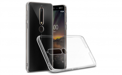 Husa silicon Nokia 6 2018