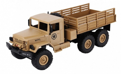 Camion militar cu telecomanda WPL B-16