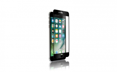 Folie Sticla iPhone 6/6S Plus Black