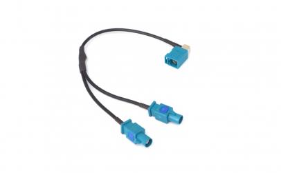 Adaptor antena fakra A9663 soclu fakra
