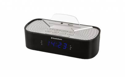 Radio cu ceas AudioSonic CL-1463, port