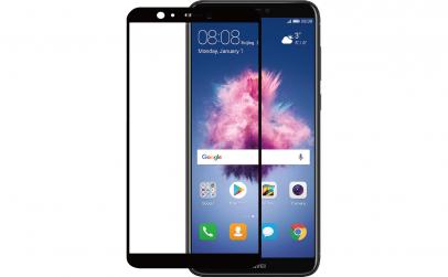 Folie sticla Huawei P Smart Black