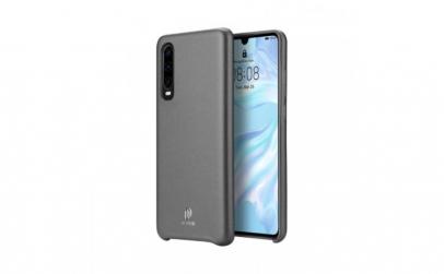 Husa Huawei P30 2019 Carcasa Spate Negru
