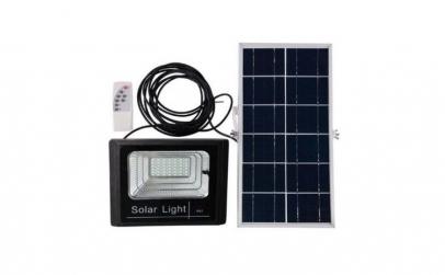 Proiector Solar 25 W cu Telecomanda