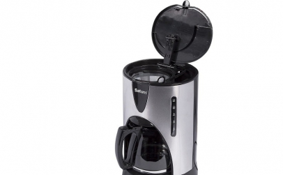 Cafetiera capacitate 1.5 L,design nou