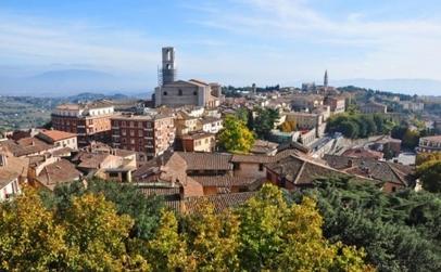 Perugia-de la 139 Eur/pers, pachet avion