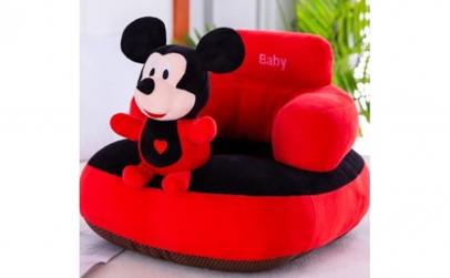 Fotoliu din plus cu spatar-Mickey Mouse