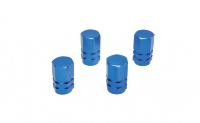 Set 4 capacele ventil tuning blue 9545