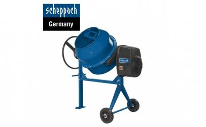 Betoniera MIX140 Scheppach