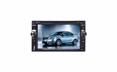 CD-DVD Player auto 2DIN universal HD