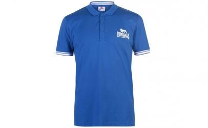 Tricou barbati Lonsdale Polo Blue