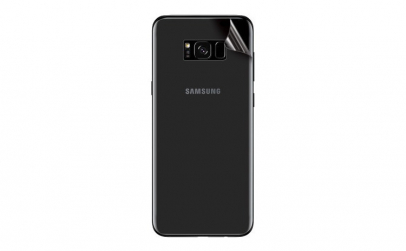 Folie spate din plastic, Samsung Galaxy