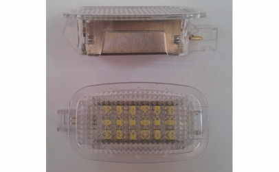 Lampa interior led Mercedes -  Smart