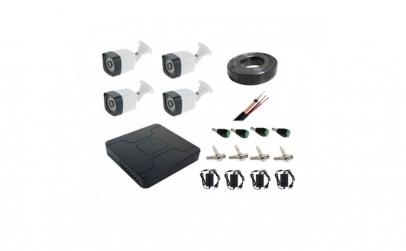 Kit profesional complet sistem 4 camere