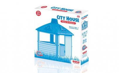 Casuta pentru copii Dolu City House, 3