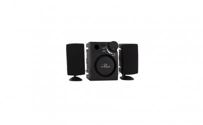 Boxe, Microsistem Audio 2.1, 2W Negru