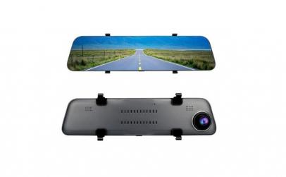 Camera Auto Tip Oglinda E-ACE A38  Dubla