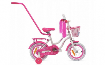 Bicicleta copii Sisi 12 inch, Mexller,