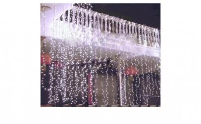 Instalatie luminoasa, Craciun, 300 led