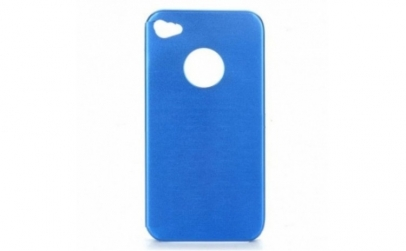 Husa metalica Cerc iPhone 4/4S -