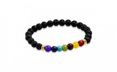 Bratara 7 Chakre   Meditation Bracelet